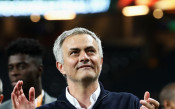 Моуриньо: Искахме трофея в Лига Европа, повече от призово място у дома