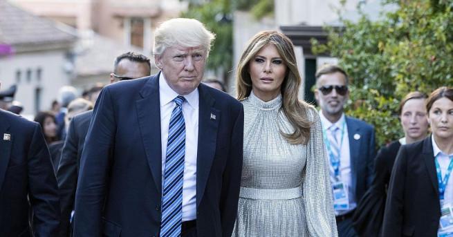 Президентското семейство в САЩ отново се събра под един покрив