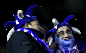 25 000 фенове на Алавес превзеха Мадрид за финала