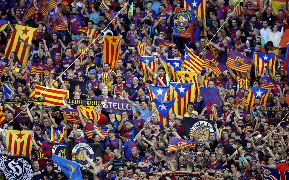 Магията на Меси спаси сезона на Барса, Купата на Краля е каталунска