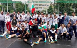 България с бронз от Европейското по стрийт футбол за бездомни