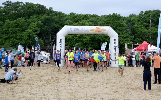 Пясъчното бягане източник: Радка Минчева, Gong.bg