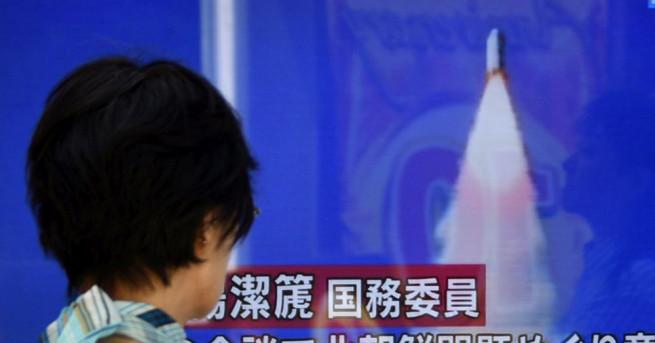 Северна Корея извърши ново изпитание на ракетен двигател, за което