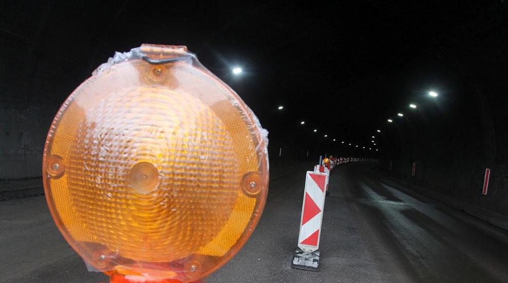 """Шофирайте внимателно в тунел """"Троянови врата"""", има авария в..."""