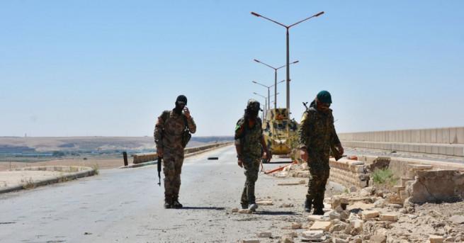 Седмият кръг от преговорите за мир в Сирия под егидата
