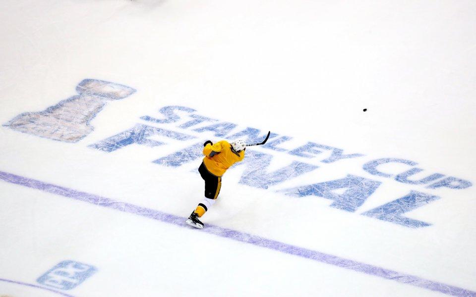 Големият финал в хокея