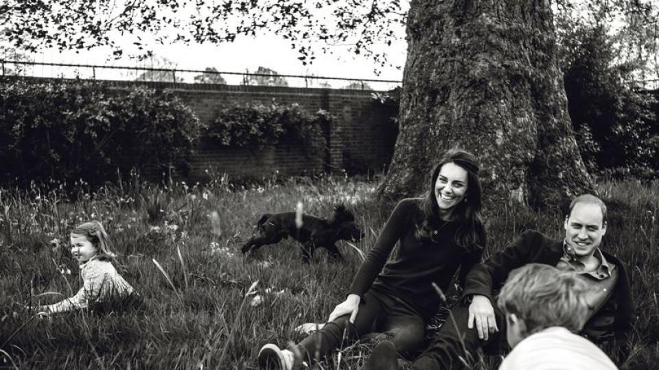 Принц Уилям откровено за Даяна: Иска ми се мама да познаваше семейството ми