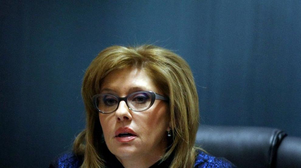 Емилия Русинова оттегли кандидатурата си за шеф на Апелативната...