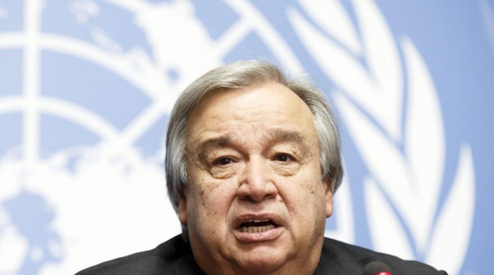 Генералният секретар на ООН обезпокоен от решението на Косово за...