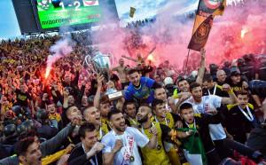 На 2 юни Ботев Пд дава Купата на феновете