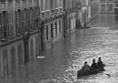 Наводнение в Париж, 1910 г.