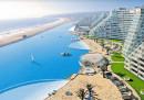 Хотел предлага басейн с дължина над километър (видео)