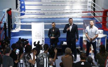 Кубрат Пулев: Предстои хубаво бъдеще за България