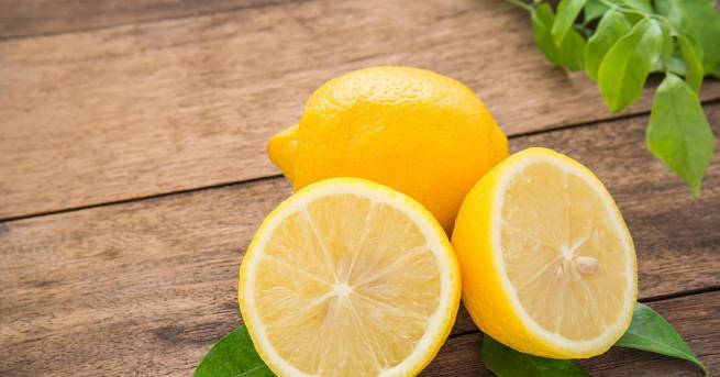 Лечебните свойства на лимоните са известни и използвани още в