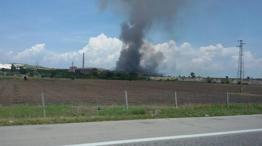 Пожарът в село Шишманци е напълно потушен