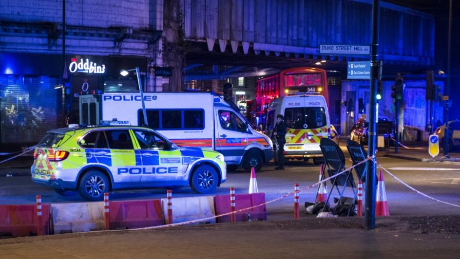 Терор в Лондон, загинали и десетки ранени