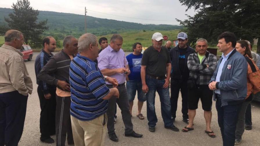"""Борисов сезира главния прокурор за мини """"Оброчище"""""""