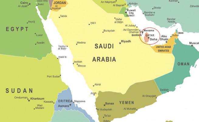 Напрежение в Близкия Изток: изолираха Катар