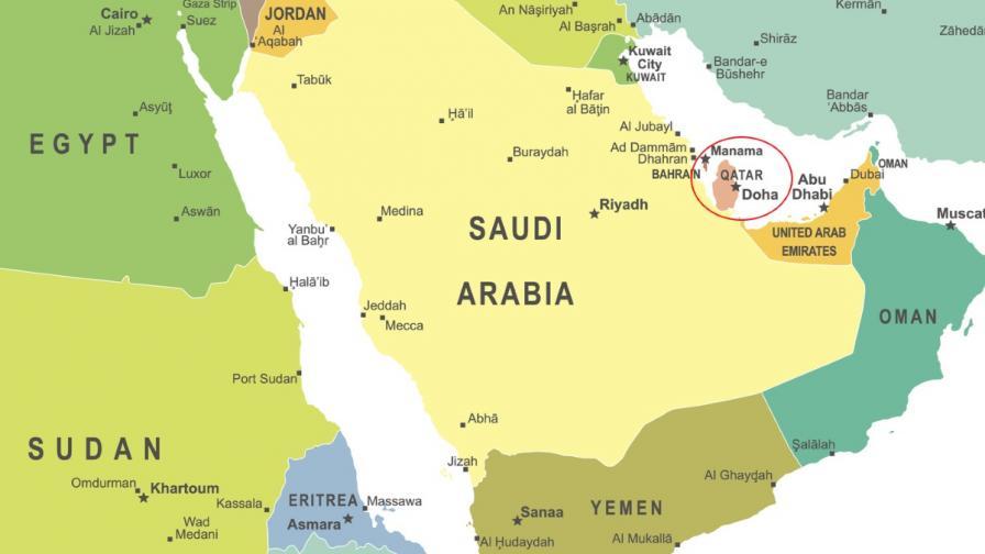 Защо Байдън ще наблюдава отблизо Египет и Персийския залив