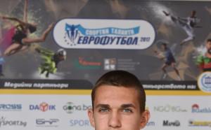 Антонио Иванов отпадна в сериите на 100 метра на Европейското до 20 години