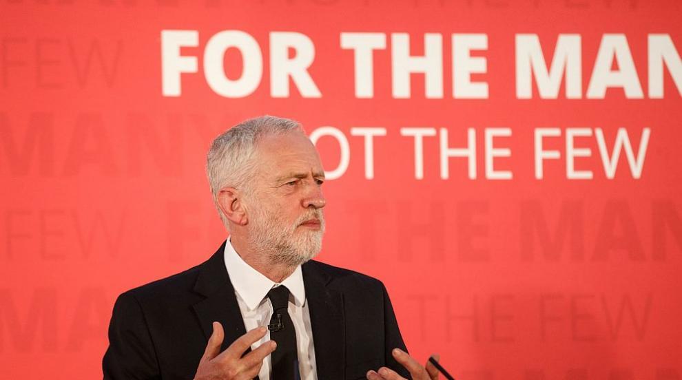 Джереми Корбин внася вот на недоверие, за да спре Брекзит без сделка