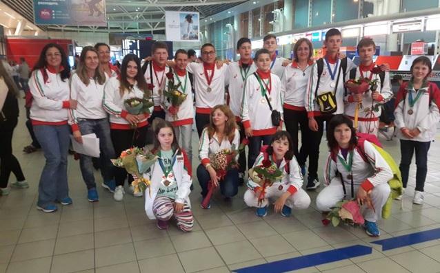 Българските национали