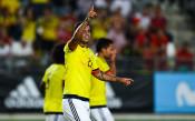 Мората спаси Испания срещу Колумбия