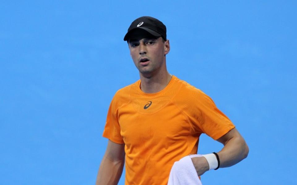 Димитър Кузманов на полуфинал в Турция