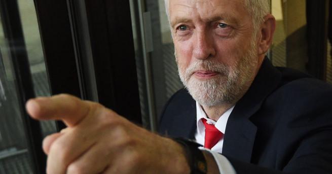 Лидерът на британските лейбъристи Джереми Корбин ще посети Брюксел, за