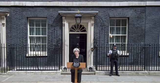 Британският премиер назначи Дейвид Лидингтън за министър на правосъдието в