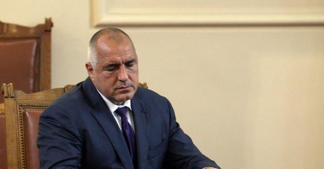 Премиерът Бойко Борисов отказа да се срещне с шахматиста и