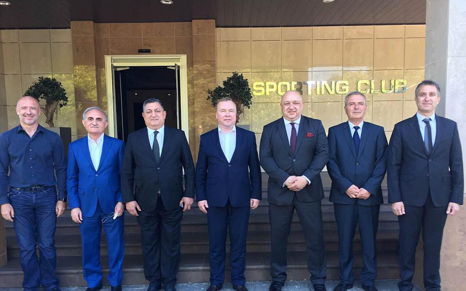Среща на високо ниво България - Беларус