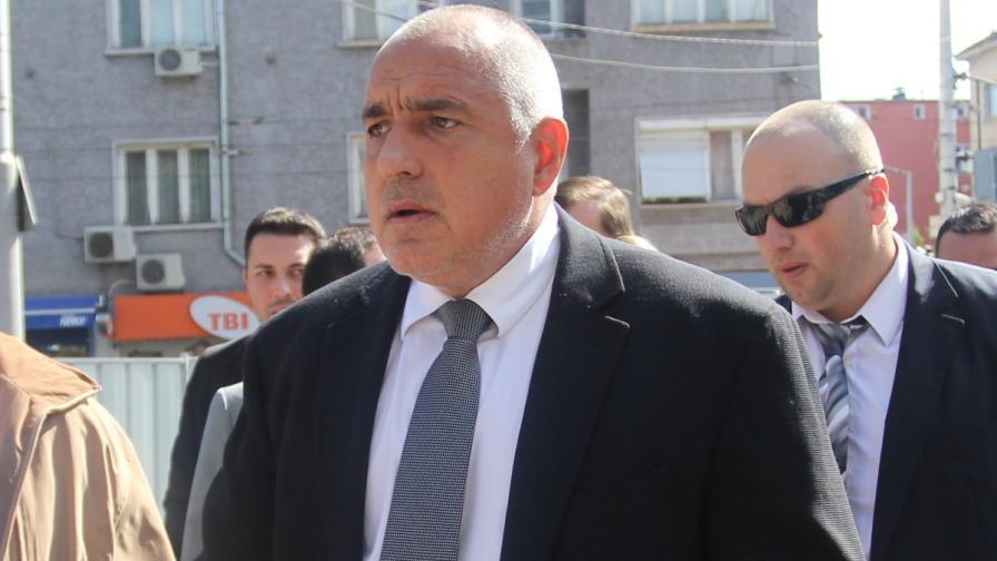 Бойко Борисов за стенограмата за КТБ: КСНС изгуби своя смисъл