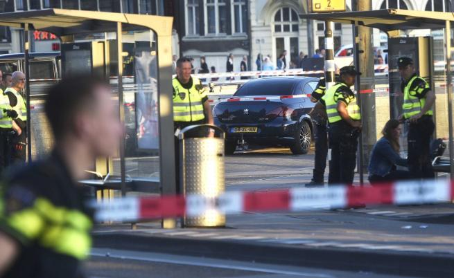Амстердам инцидент