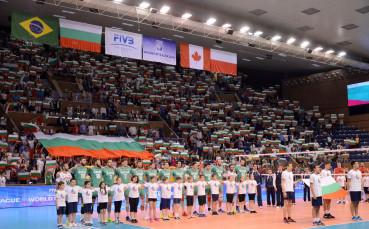 България във втора урна на жребия за Евроволей 2019