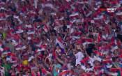 Пълни трибуни и чудесна атмосфера на Сърбия - Уелс