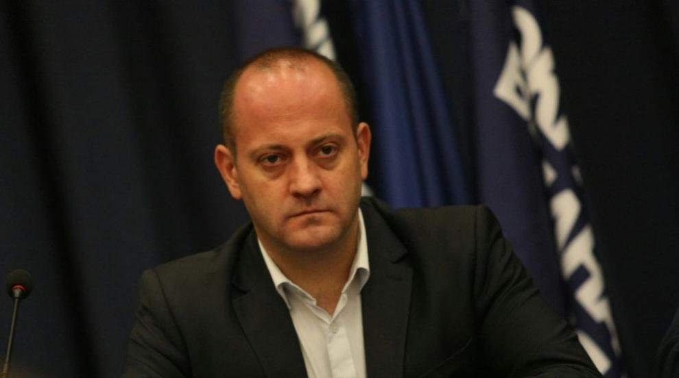 "Радан Кънев щe e водач на листата на ""Демократична България"" за..."