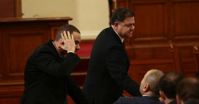 Снимка: Николай Ненков става заместник-председател на ДАНС