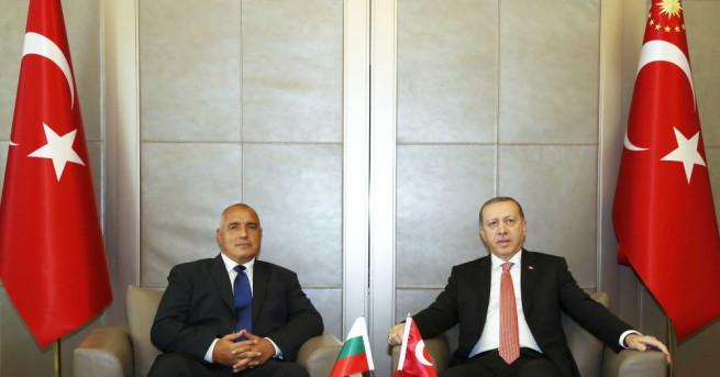 Министър-председателят Бойко Борисов заминава на еднодневно посещение в Турция. Визитата