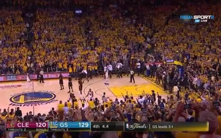 Голдън Стейт е новият шампион в НБА, Дюрант е MVP на финалите