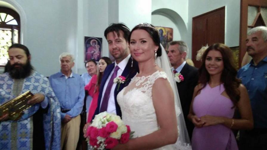 Кобилкина след сватбата ѝ: Любовта печели винаги (снимки)