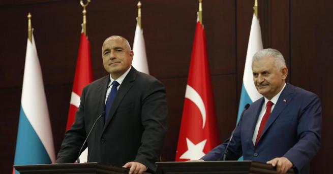 Снимка: Медиите в Турция за визитата на Борисов: