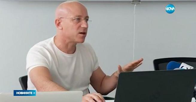 Бизнесменът Ивайло Пенчев, чийто сигнал стана повод за смяна на