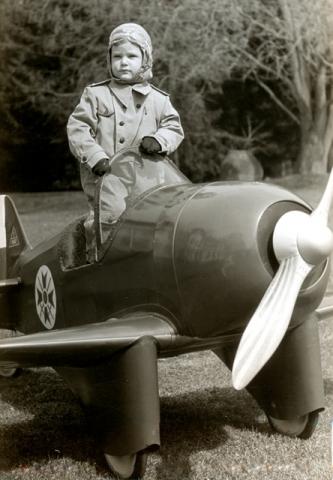 Снимки на Симеон от периода 1937 – 1943 г.
