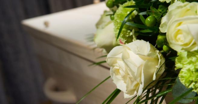 В погребално бюро в околностите на Токио традиционни кукли и