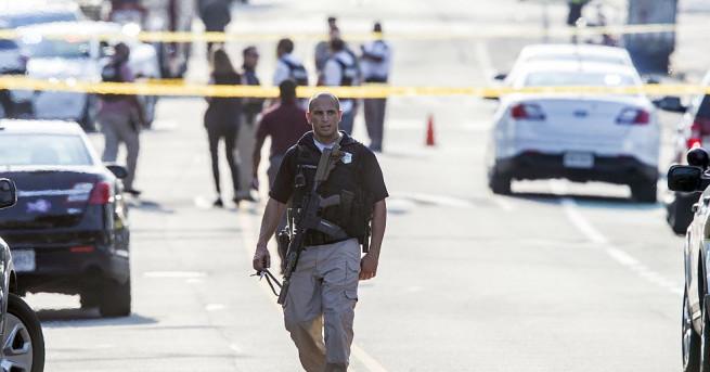 Нападателят, прострелял конгресмен в град Александрия, щата Вирджиния, е издъхнал