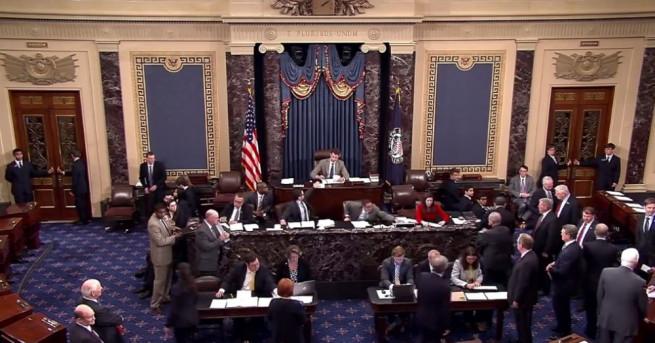 Американският Сенат одобри с голямо мнозинство нови санкции срещу Русия