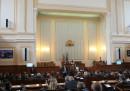 Приеха Закона за съдебната власт със скандал