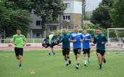 Черно море тренира двуразово, Хасани вече във Варна