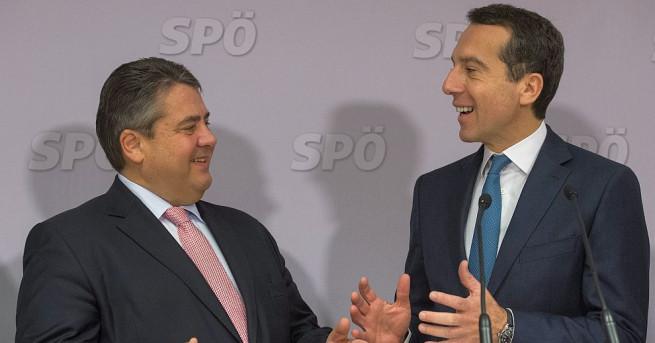 Австрия и Германия отправиха остра критика към плановете на САЩ